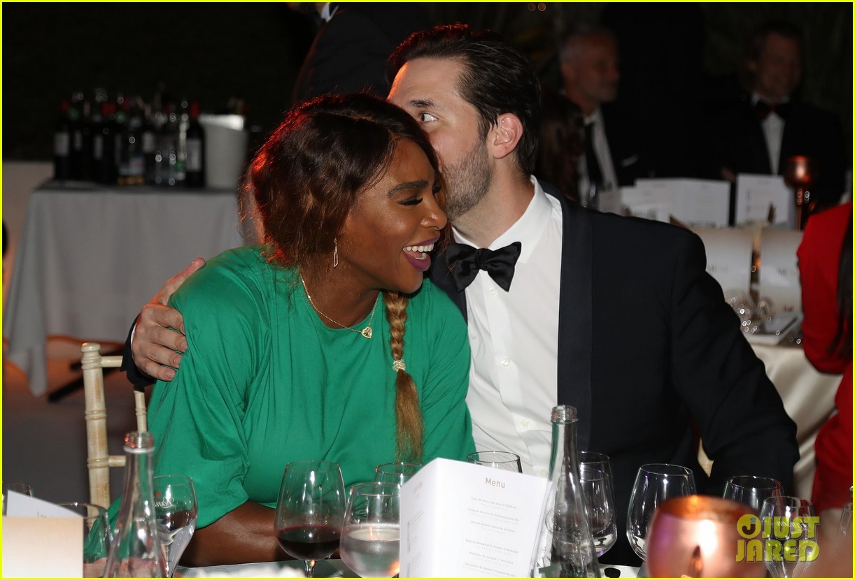 serena williams alexis ohanian couple up for mouratoglou tennis academy charity gala 034313371