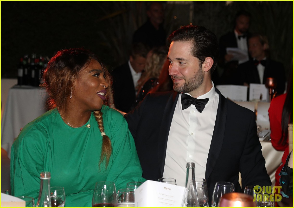serena williams alexis ohanian couple up for mouratoglou tennis academy charity gala 044313372