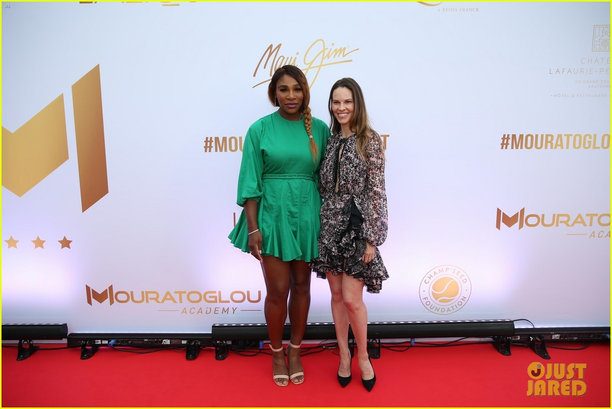 serena williams alexis ohanian couple up for mouratoglou tennis academy charity gala 054313373