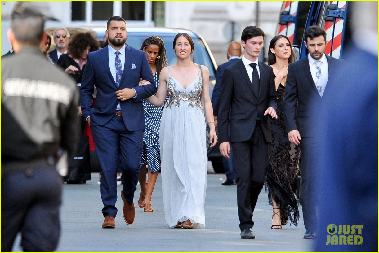 The Fashion At Zoe Kravitz S Wedding Proves She Has The Most