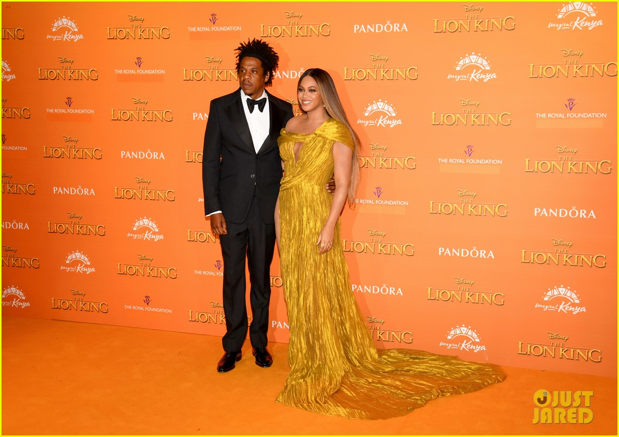 beyonce jay z lion king july 2019 21