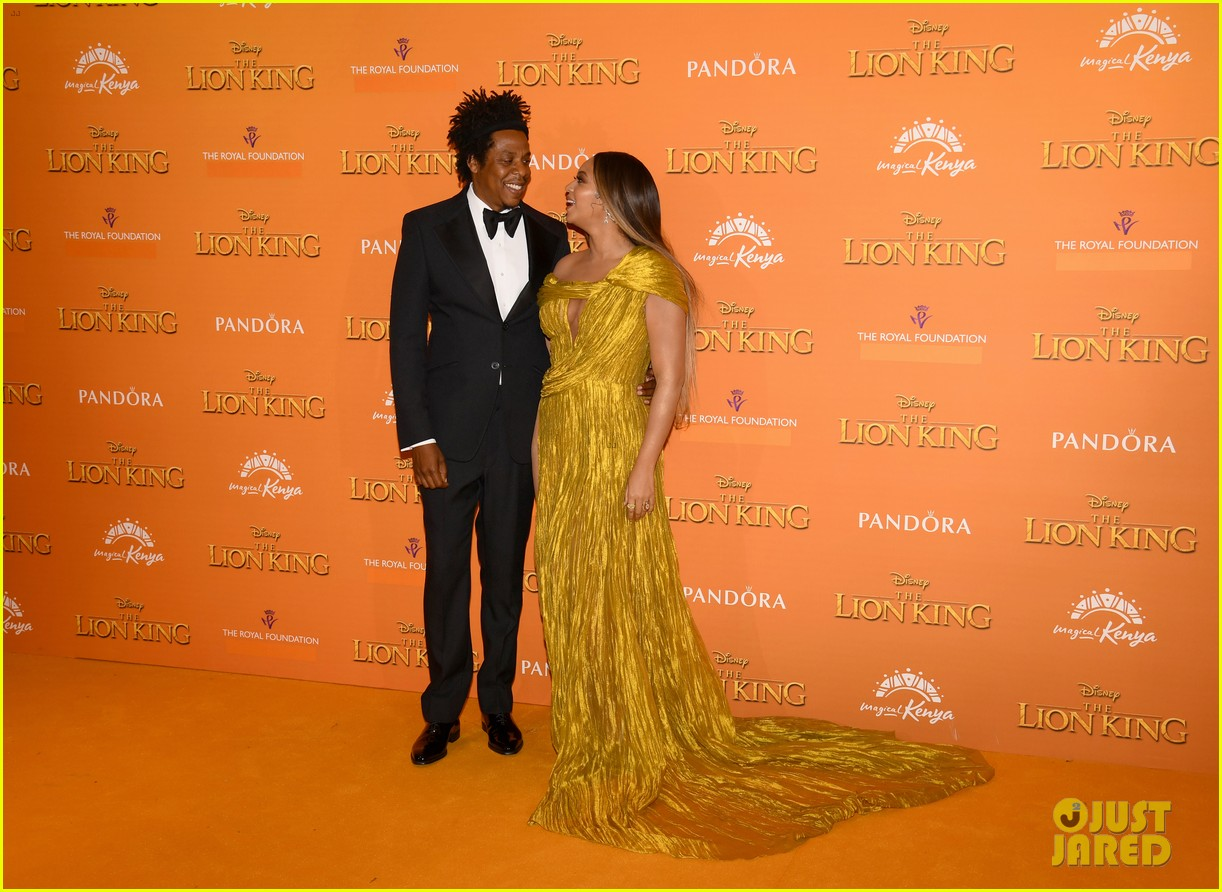 beyonce jay z lion king july 2019 22