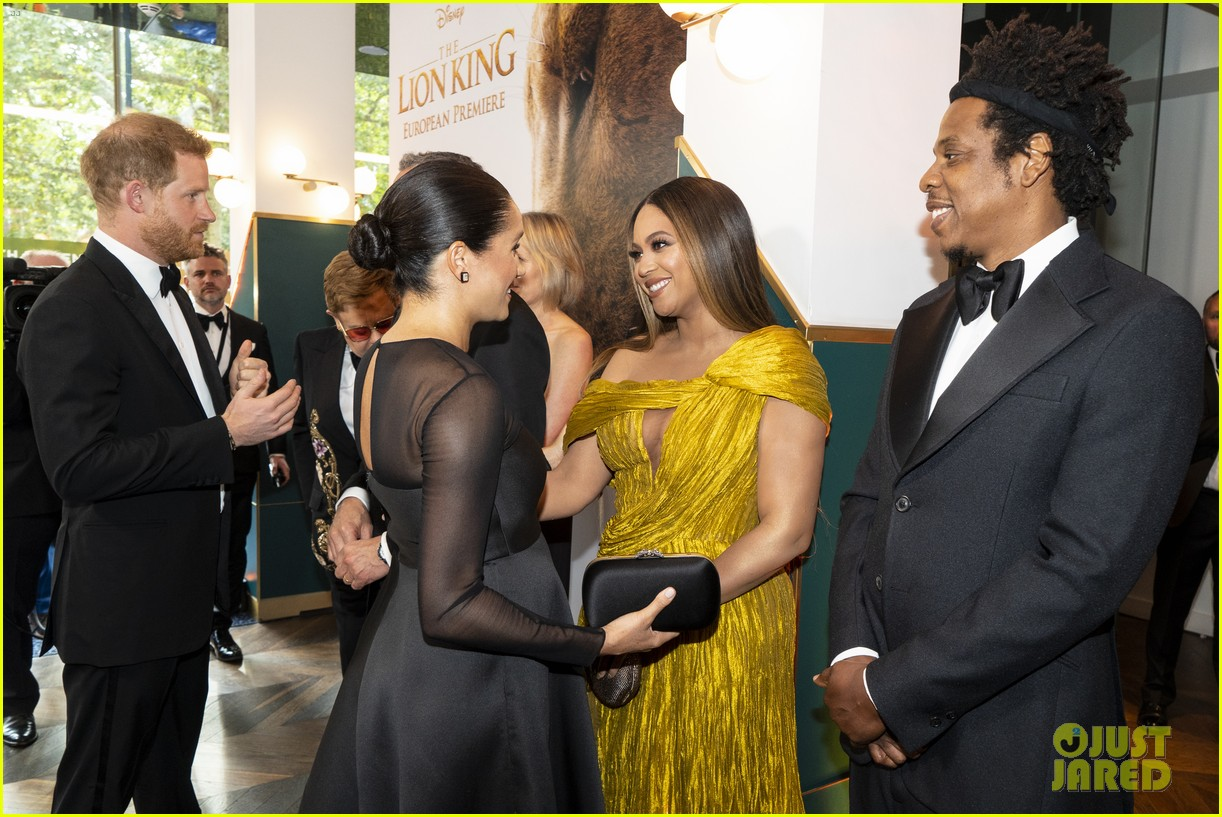 beyonce meghan markle lion king july 2019 014321993