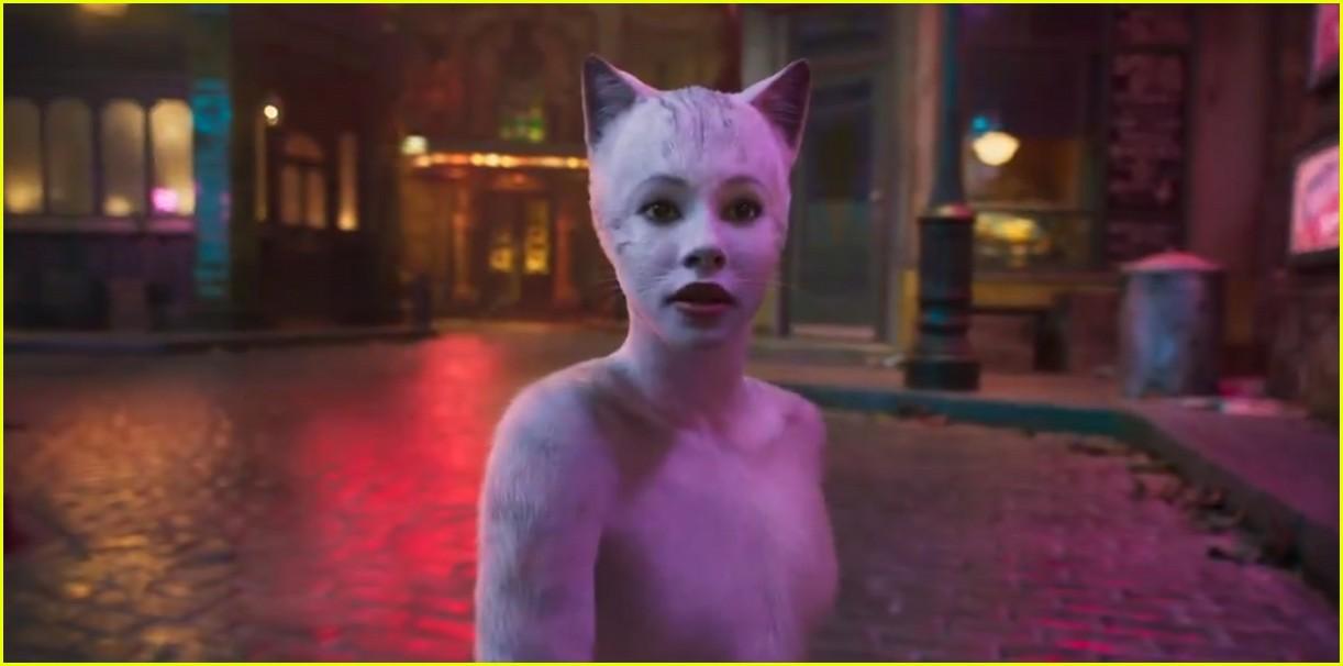 'Cats' Movie Trailer - Watch Jennifer Hudson Sing 'Memory