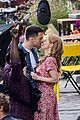 jessica chastain sebastian stan kiss in character 355 set 01