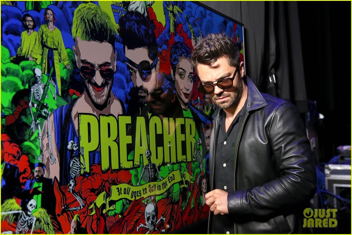 dominic cooper ruth negga preacher comic con 254324121