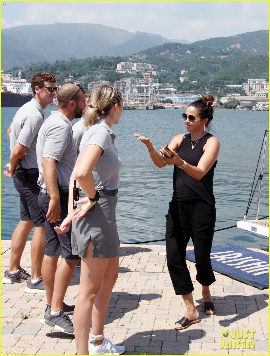 matt damon and wife luciana wrap up their italian vacation 054321171