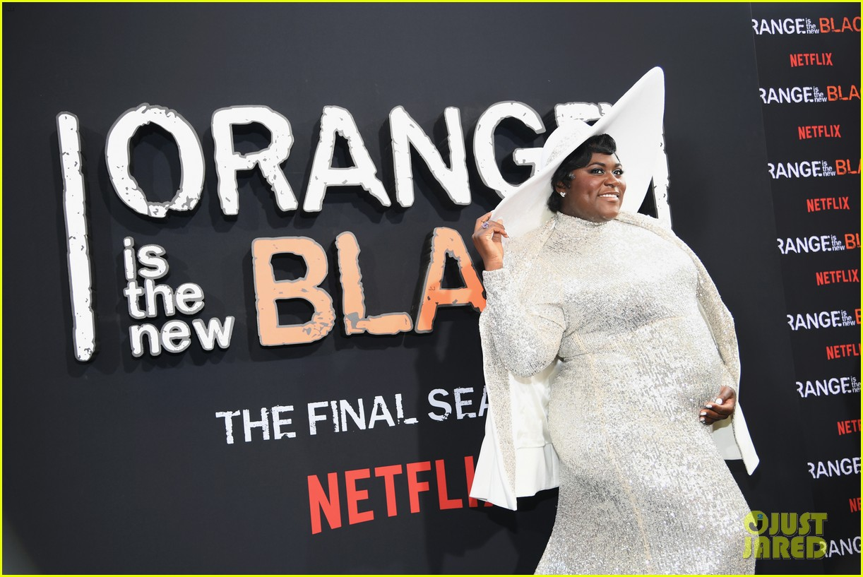 danielle brooks uzo aduba orange is the new black premiere 044326969