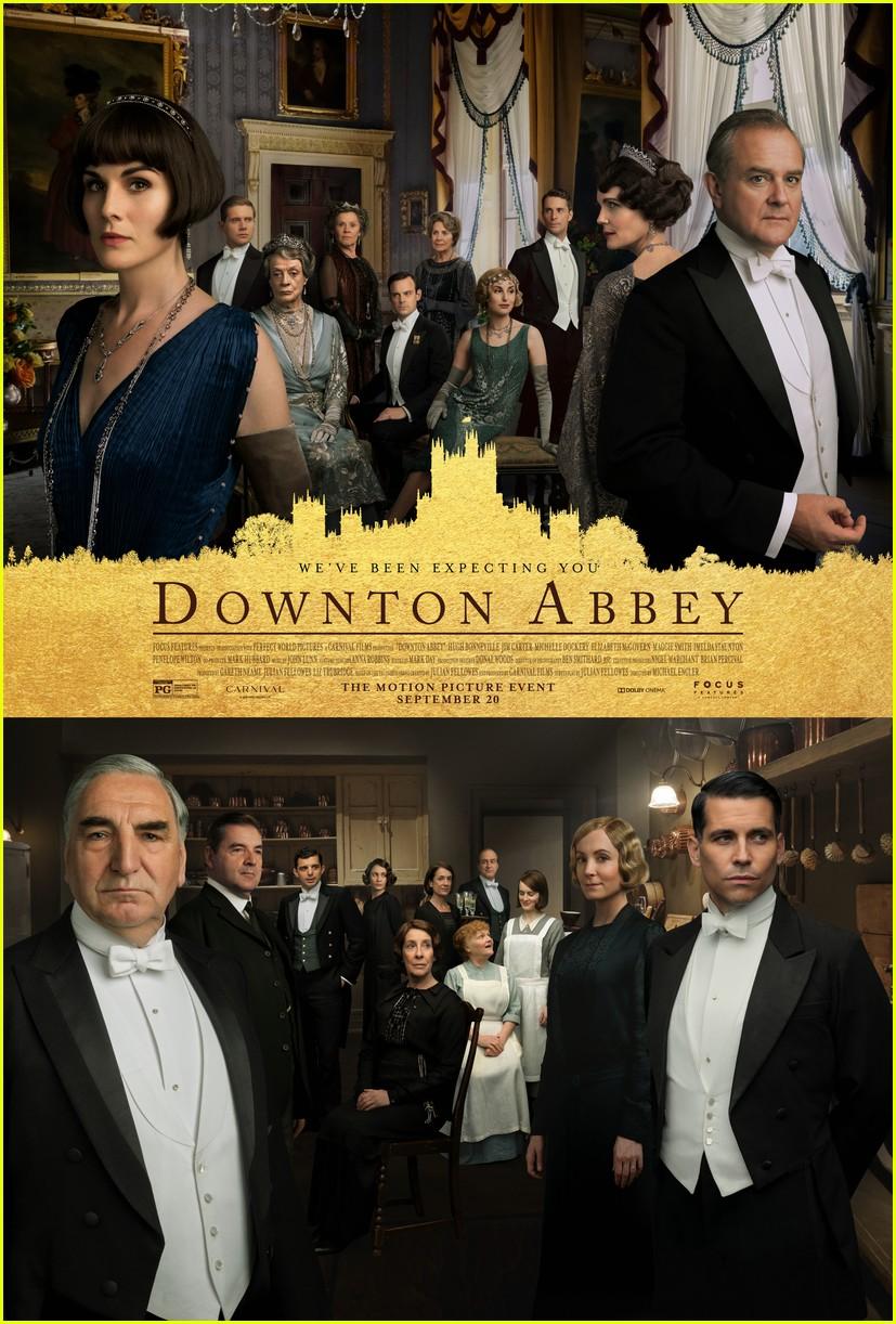 downton abbey movie poster4325412