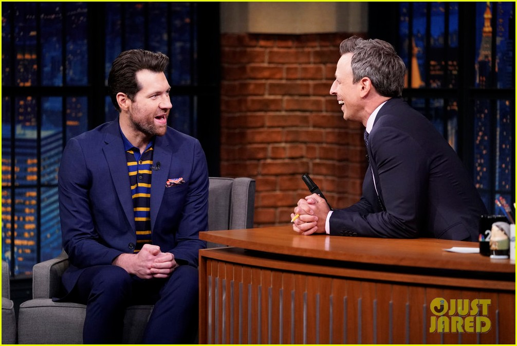 billy eichner says meghan markle made funny joke about her acting career 014326777