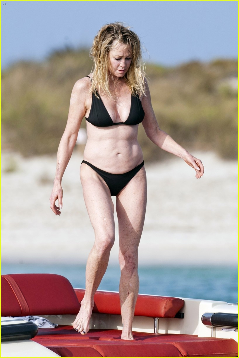 melanie griffith toned physique bikini 014318321