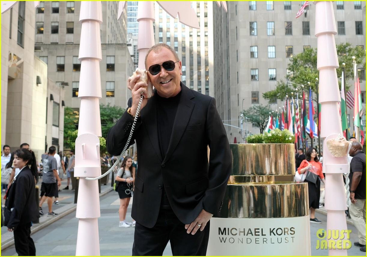 gigi hadid attends launch party michael kors wonderlust fragrance 02