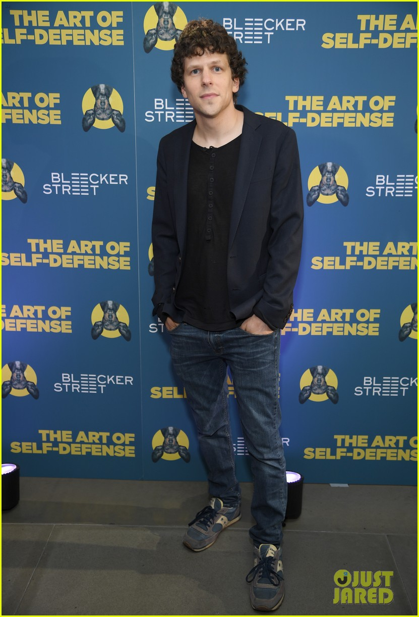 jesse eisenberg alessandro nivola the art of self defense screening 014320899