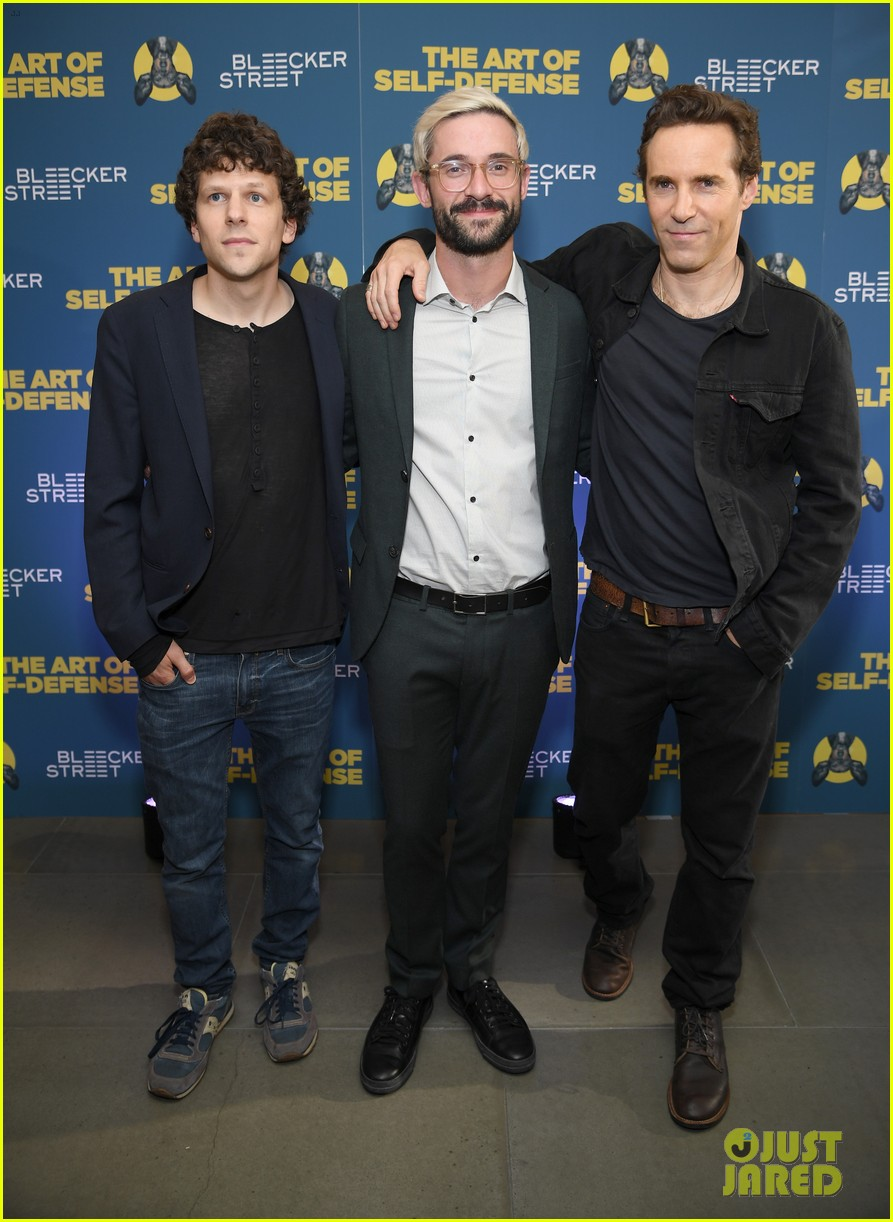 jesse eisenberg alessandro nivola the art of self defense screening 044320902