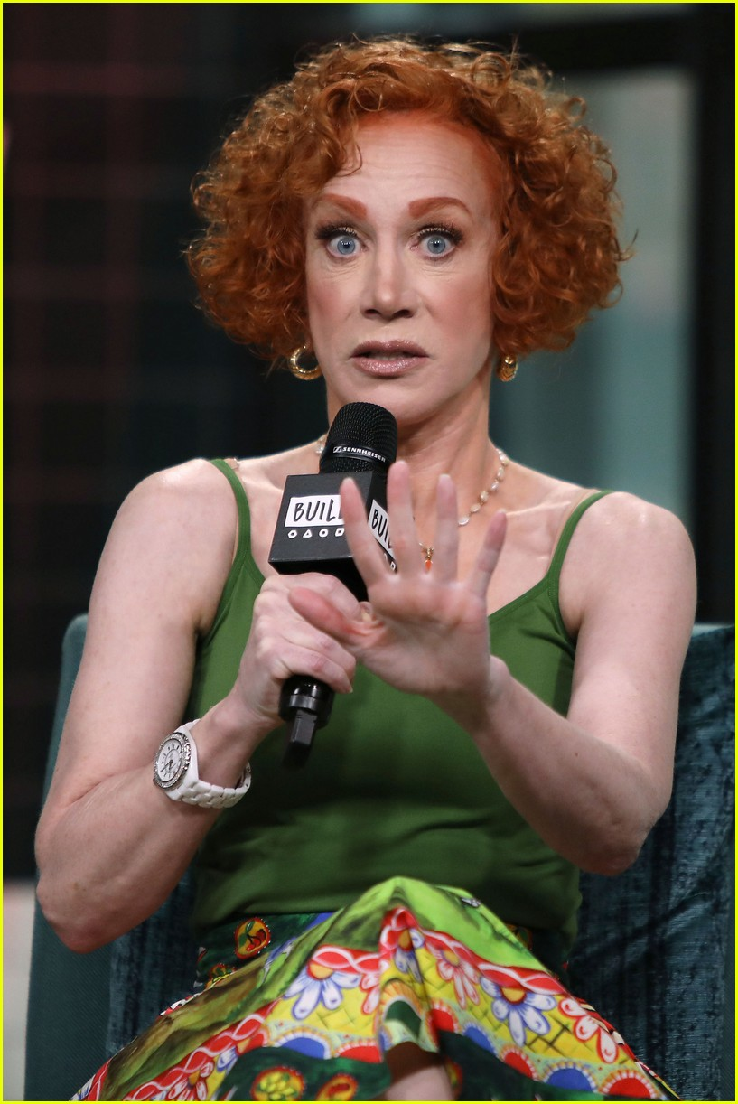 kathy griffin build series july 2019 13
