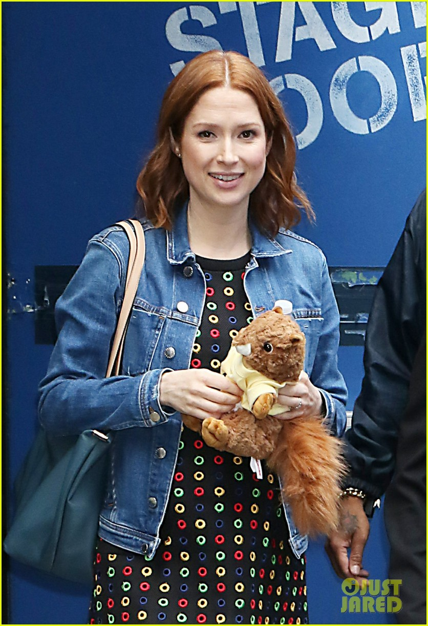 ellie kemper says first few months of second pregnancy were rough 054317929