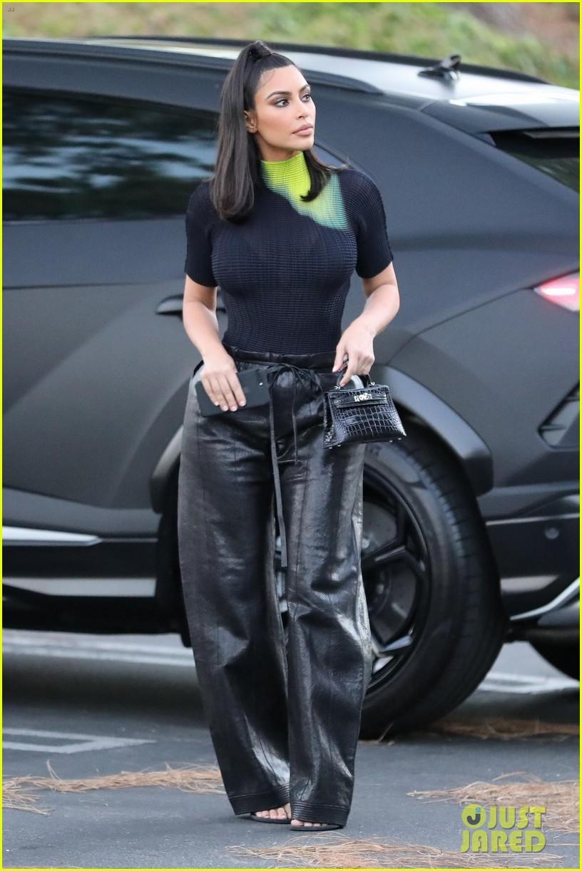 kim kardashian leather july 2019 014327426