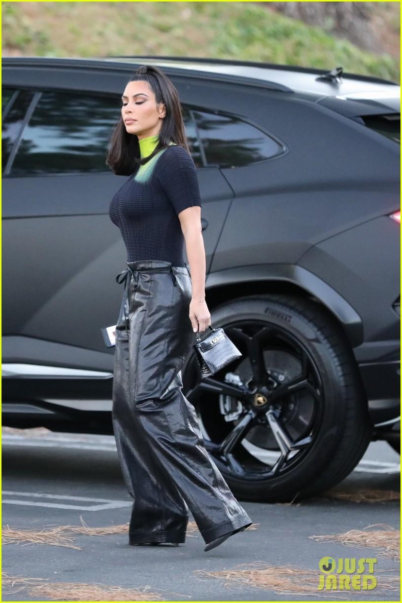 kim kardashian leather july 2019 034327428
