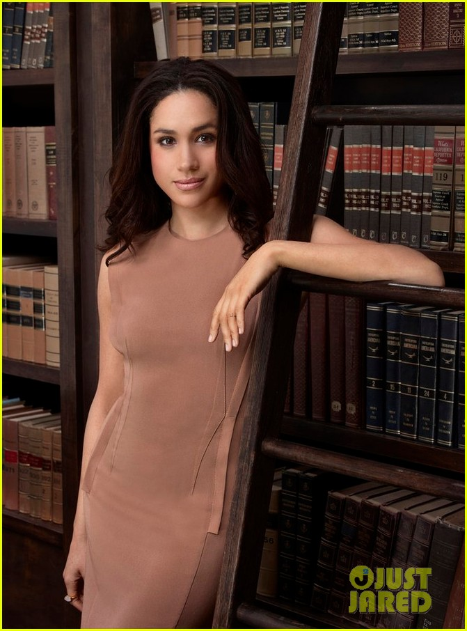 what happened to meghan markles character on suits 01