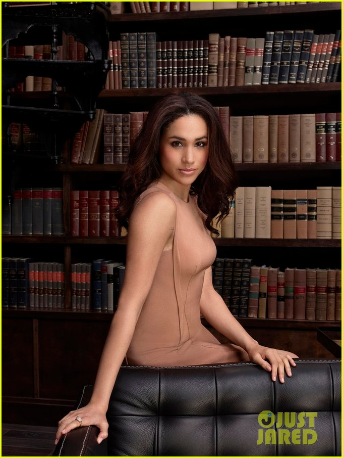 what happened to meghan markles character on suits 04