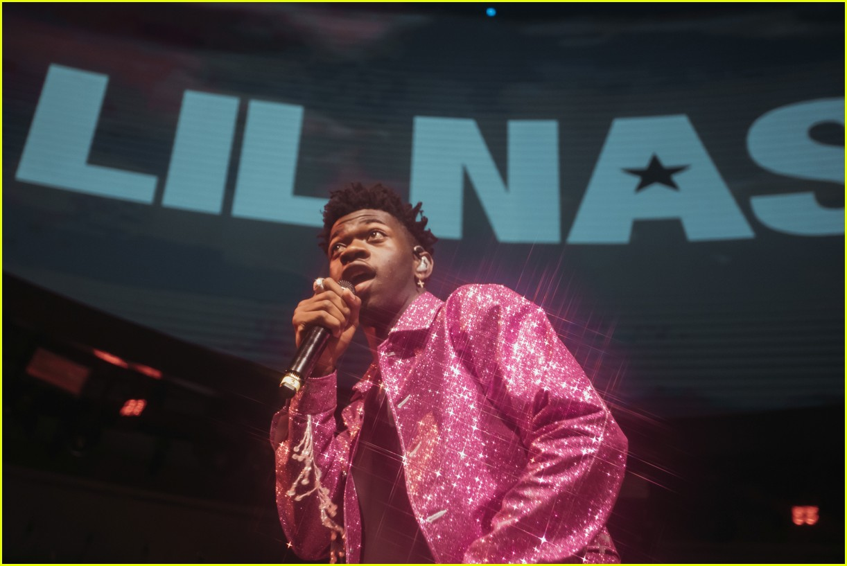 Lil Nas X Continues Making Music History With Old Town