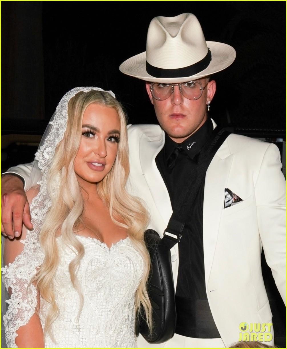 Jake Paul & Tana Mongeau Marry In Las Vegas!: Photo