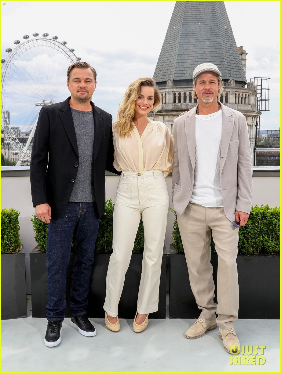 once upon a time in hollywood photo call 08