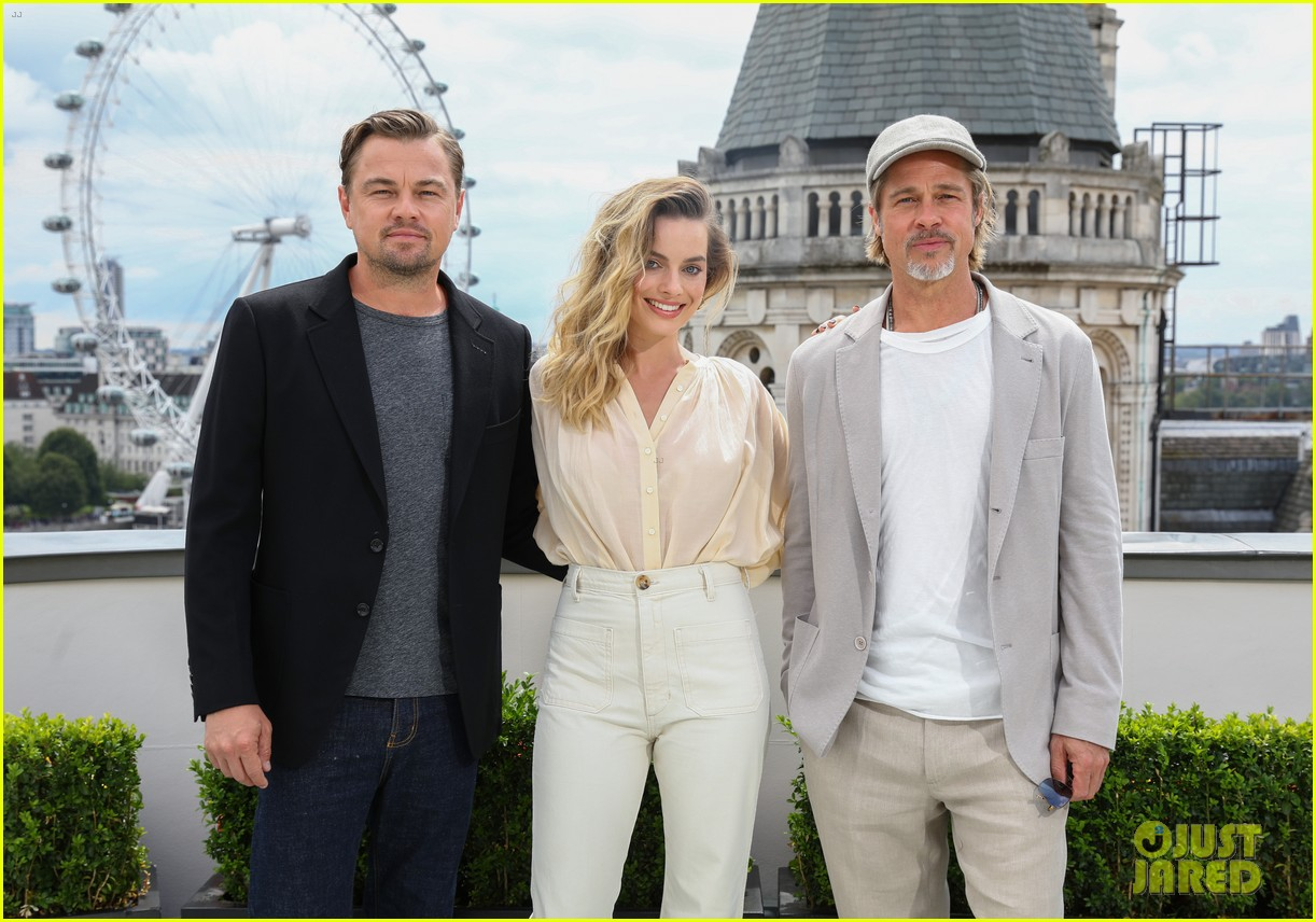 once upon a time in hollywood photo call 10