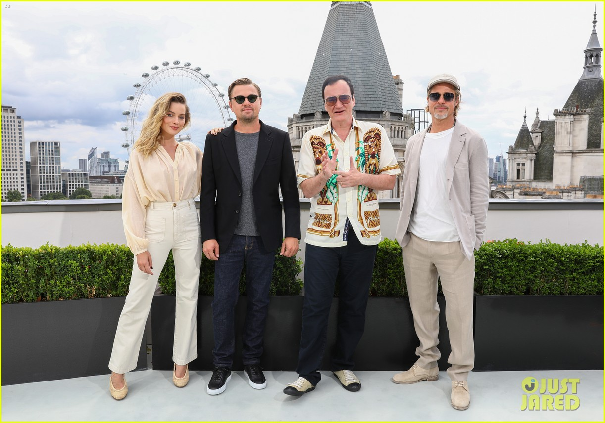 once upon a time in hollywood photo call 11