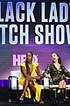issa rae robin thede debut a black lady sketch show trailer 03