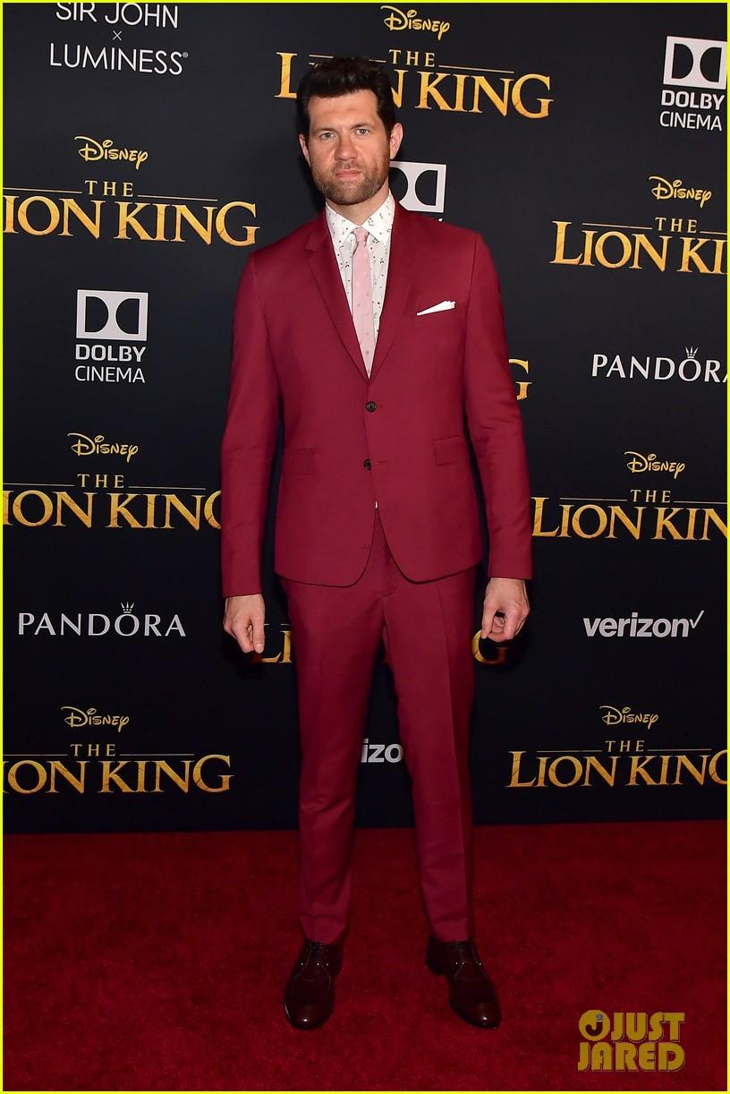 seth rogen billy eichner attend the lion king premiere 014319720
