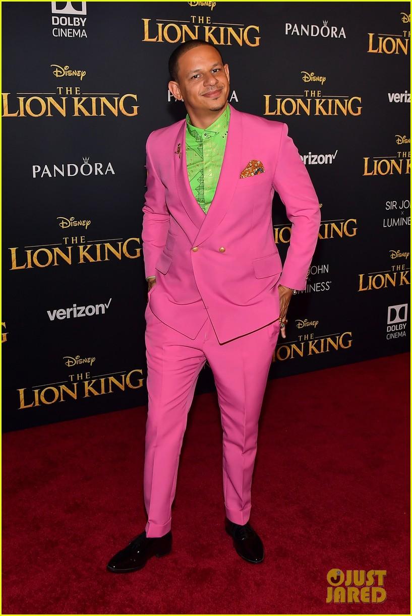 Seth Rogen Billy Eichner Arrive At The Lion King