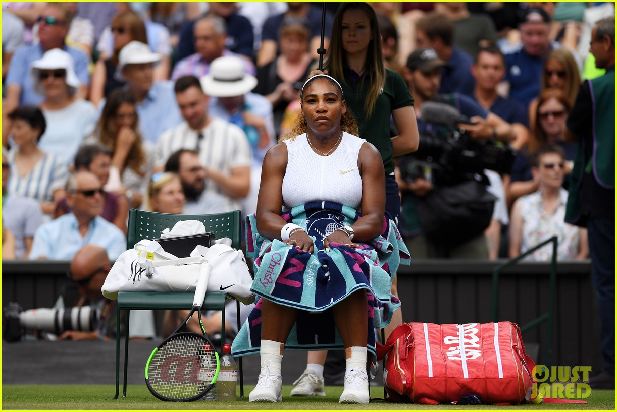 serena williams simona halep wimbledon final 10