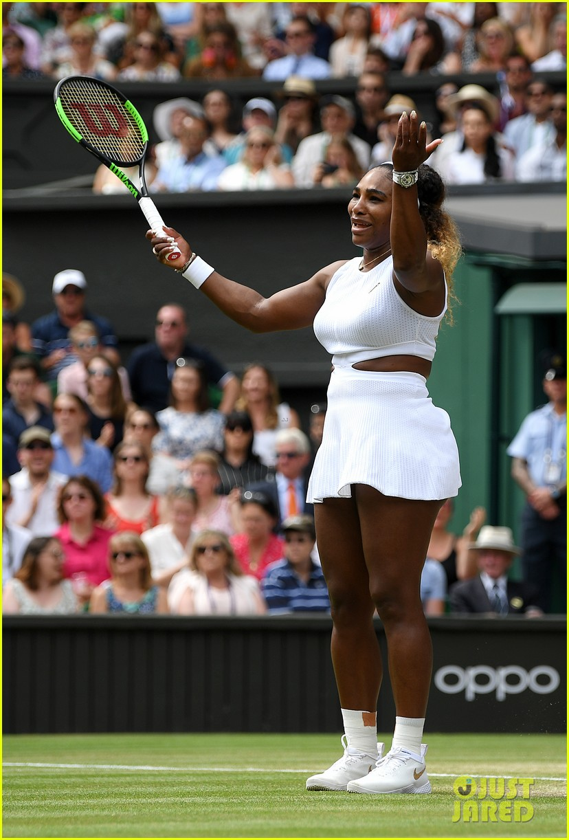 serena williams simona halep wimbledon final 15