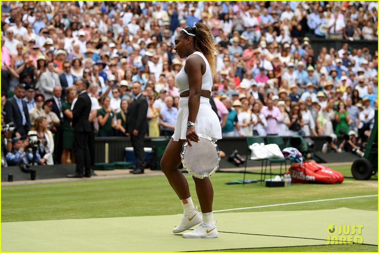 serena williams simona halep wimbledon final 20