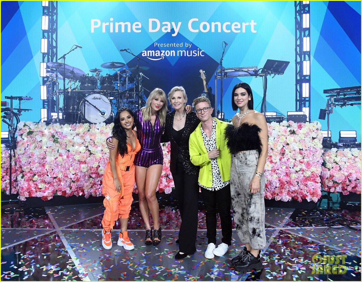 taylor swift amazon prime day concert 034320378