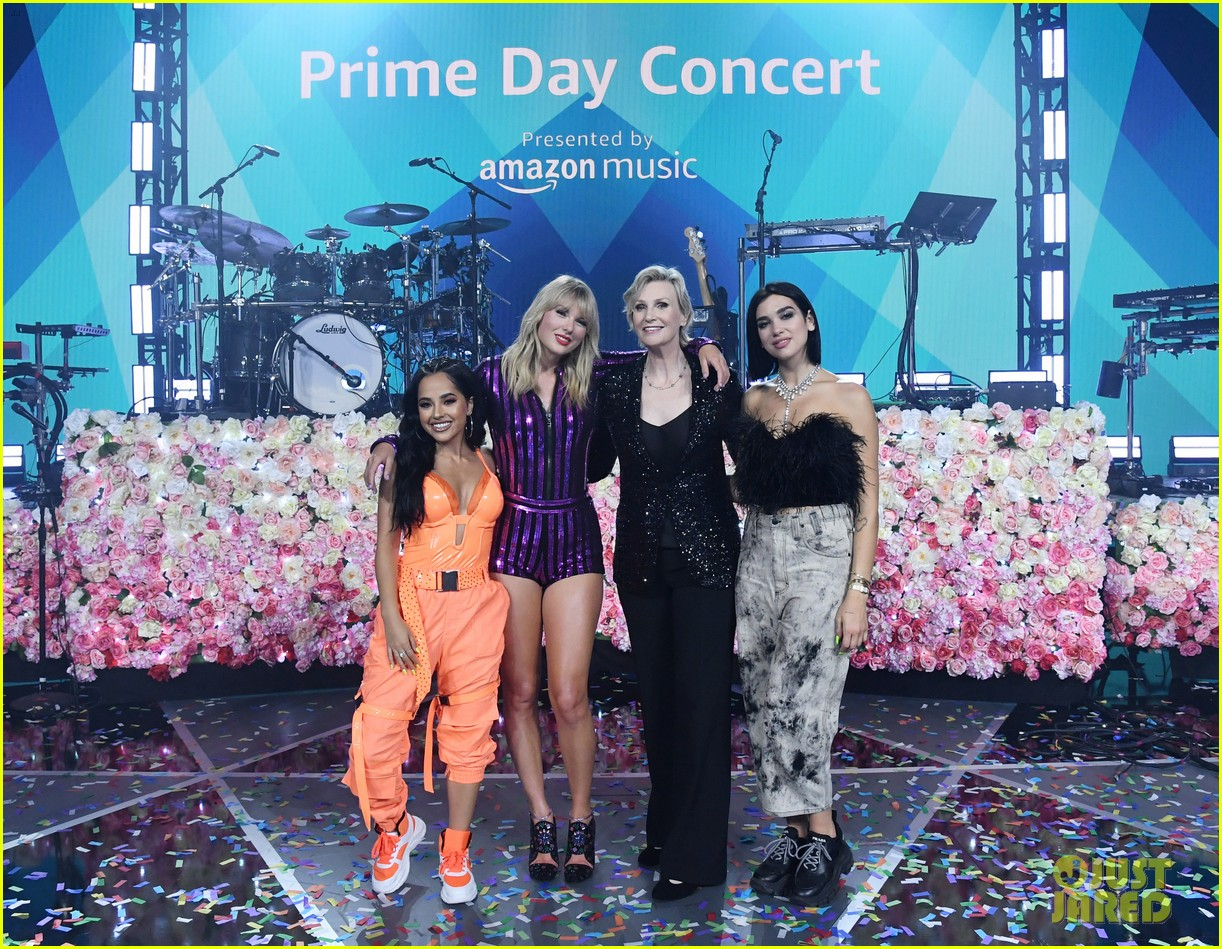taylor swift amazon prime day concert 274320402