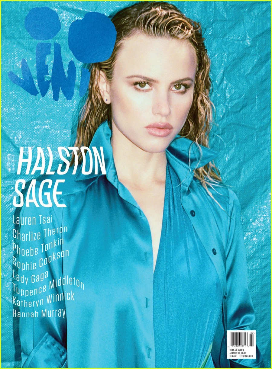 phoebe tonkin lauren tsai halston sage new veni magazine covers 044321097