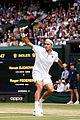 Photo 20 of Novak Djokovic Defeats Roger Federer to Win Wimbledon 2019