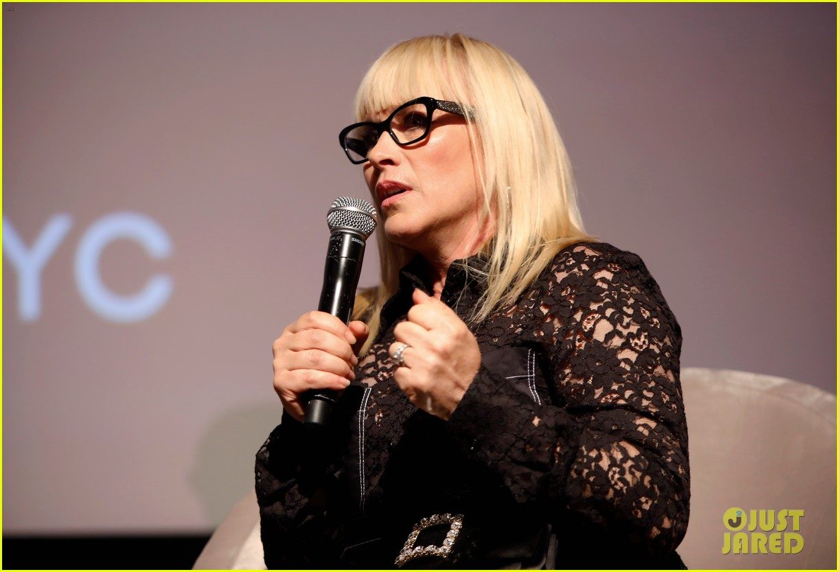 patricia arquette promote the act 114329905