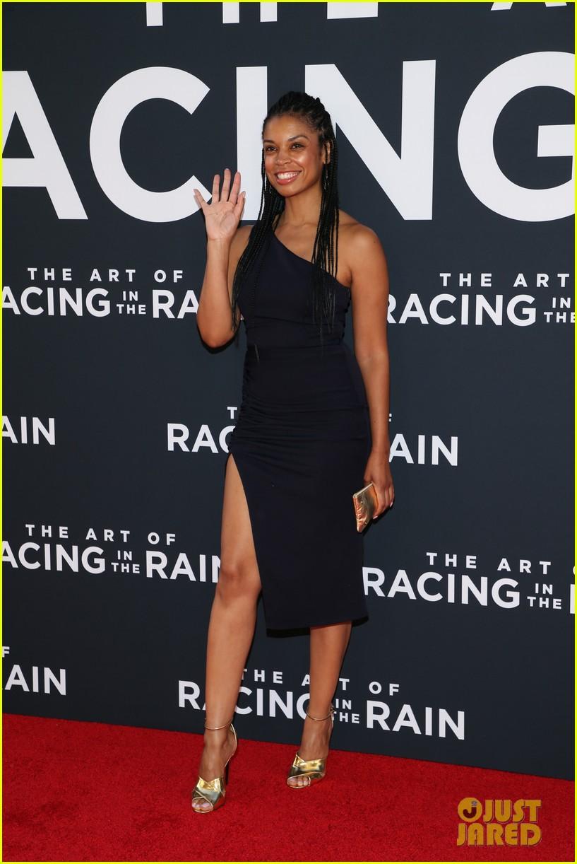 amanda seyfried milo ventimiglia art of racing in the rain premiere 054329847
