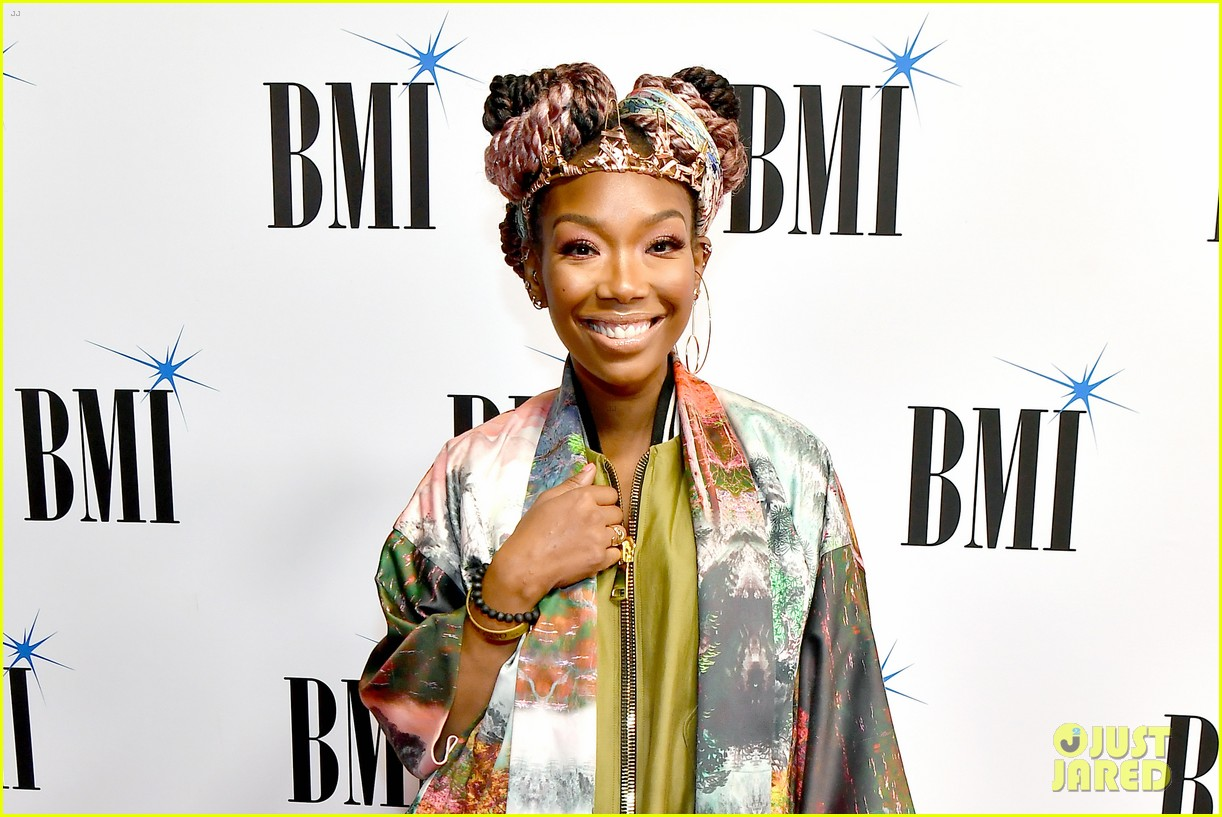 Brandy & Ludacris Step Out for BMI R&B/Hip-Hop Awards 2019: Photo 4342411 | Brandy, Ludacris ...