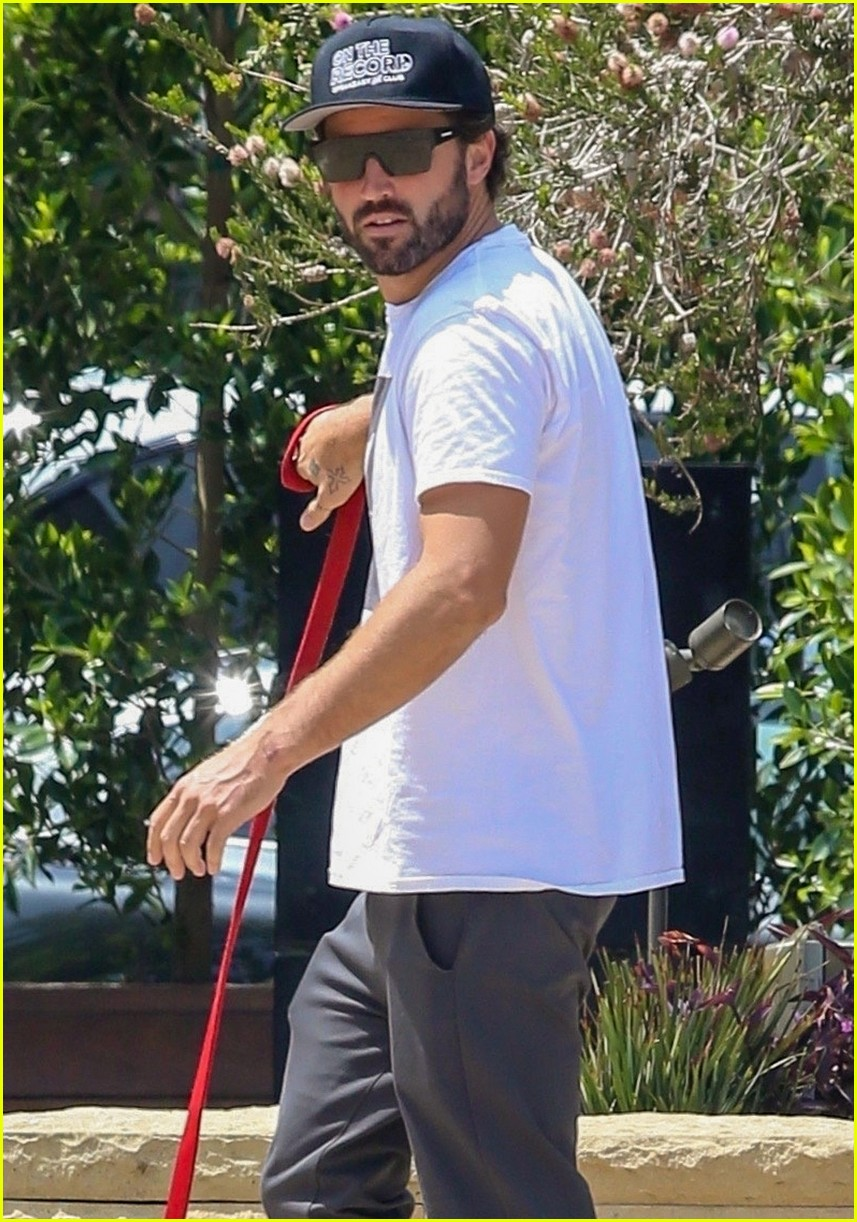Brody Jenner Steps Out After Ex Kaitlynn Carter Spotted ...