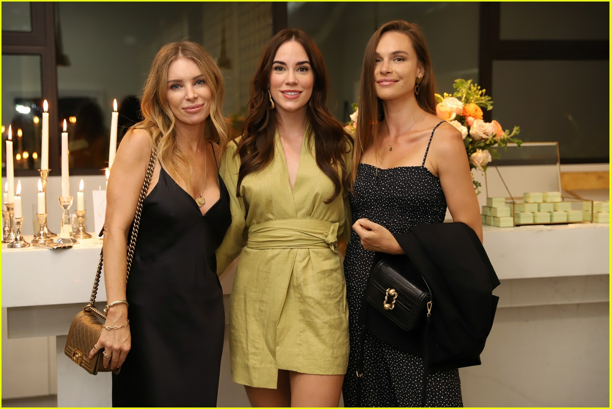 camilla belle ank art jewellery launch party 074330180