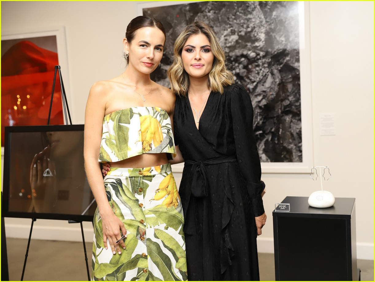 camilla belle ank art jewellery launch party 094330182