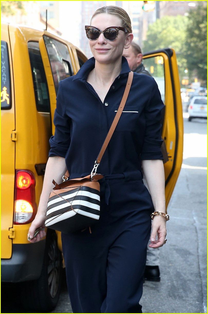 cate blanchett rocks a jumpsuit in nyc 014336882