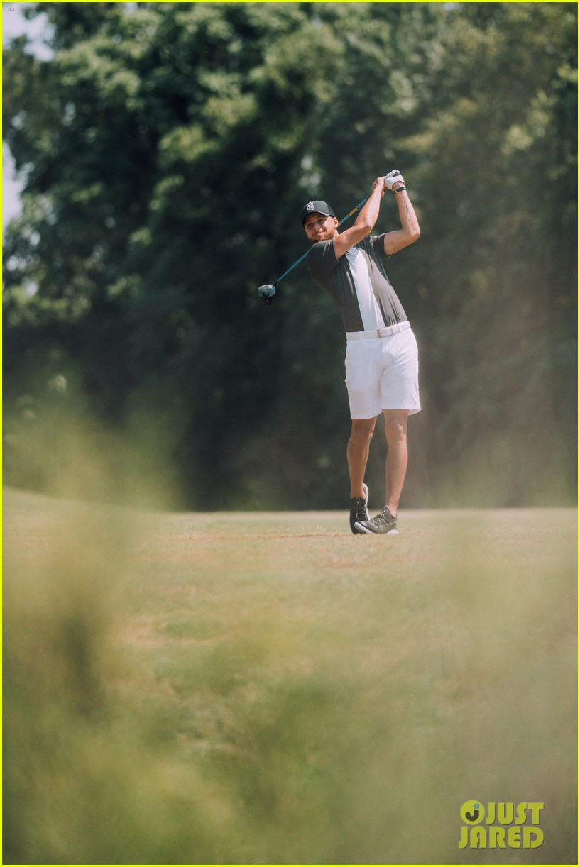 stephen curry launches golf program at howard university 014337514