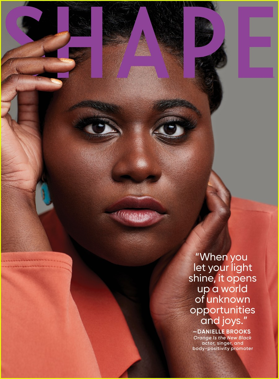 danielle brooks shape4335301