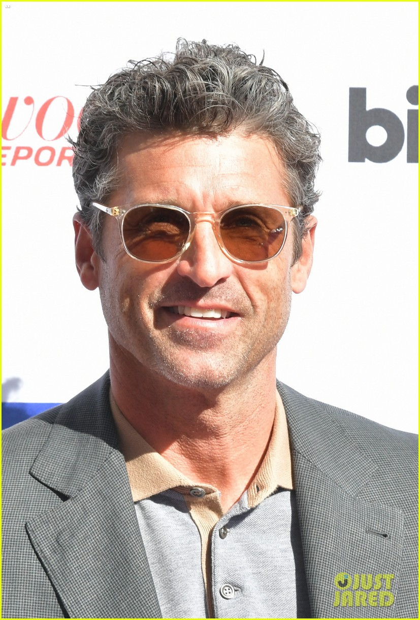 patrick dempsey wife jillian daughter tallulah american cancer society benefit 094337236