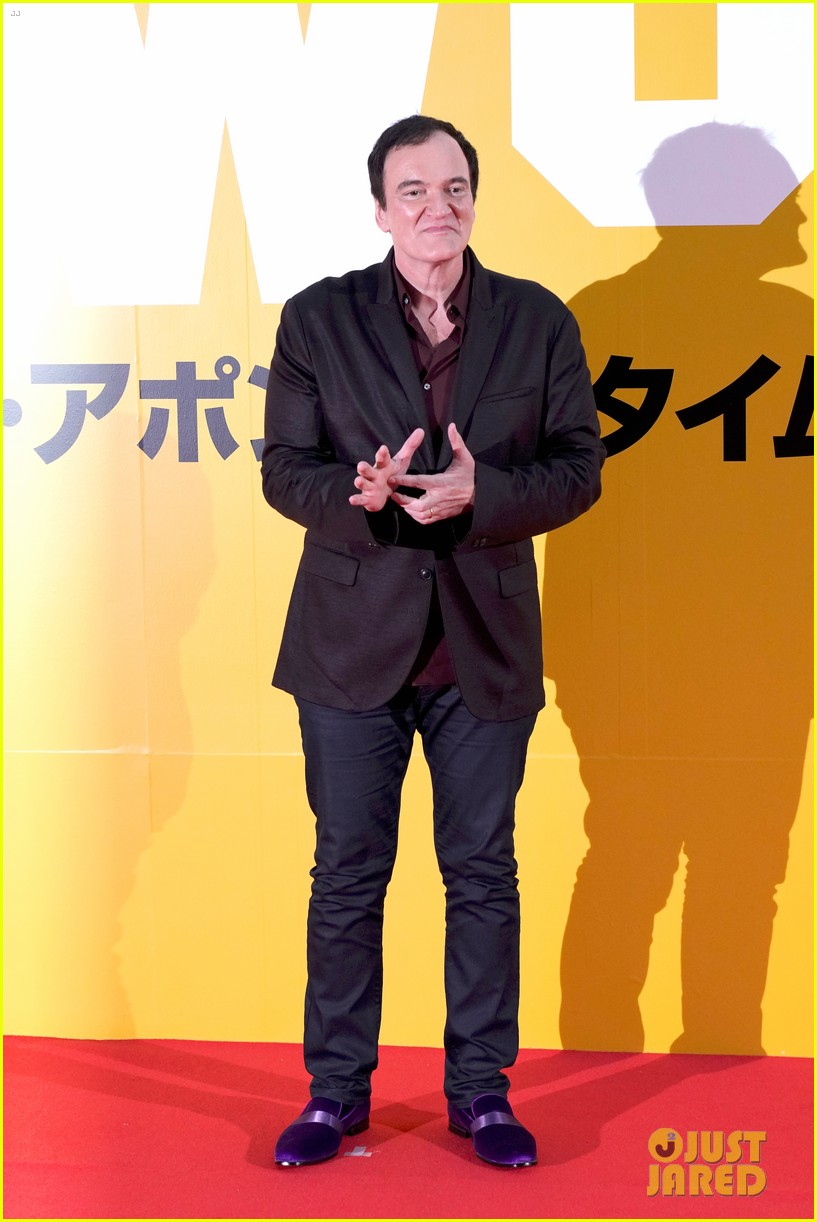 leonardo dicaprio suits up for once upon a time in hollywood japan premiere 054340088